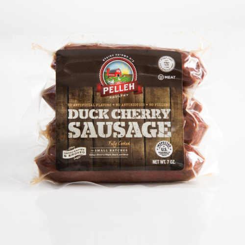 Duck Cherry Sausage